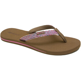 Rip Curl Freedom Claquettes Femme, pink
